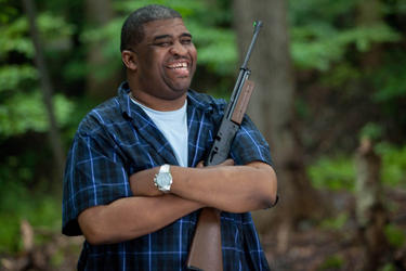 Patrice O&#39;Neal in &quot;Nature Calls.&quot;